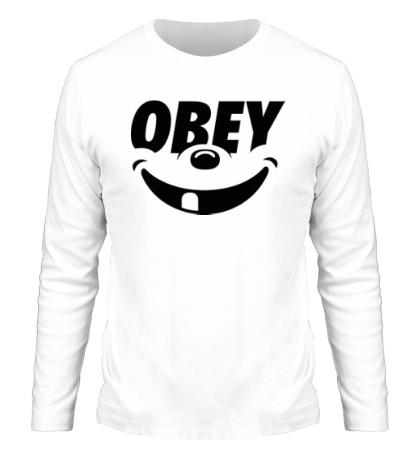 Мужской лонгслив Funny Obey