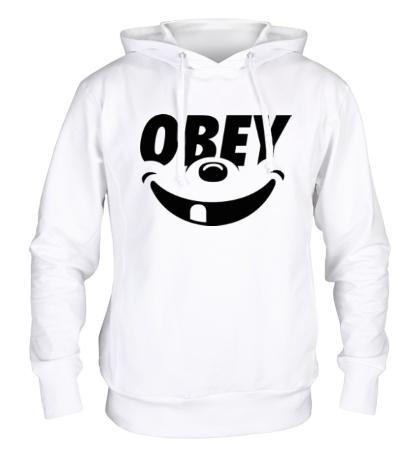 Толстовка с капюшоном Funny Obey