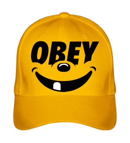 Бейсболка Funny Obey