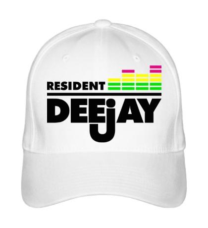 Бейсболка Resident DeeJay
