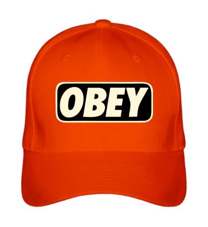 Бейсболка Obey Glow