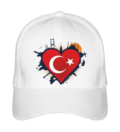 Бейсболка Ислам в сердце