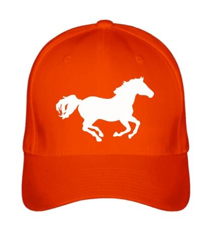 Бейсболка Лошадь