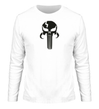 Мужской лонгслив Mandalorian Punisher