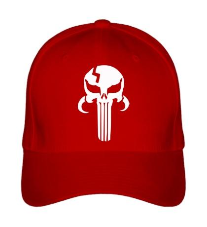 Бейсболка Mandalorian Punisher