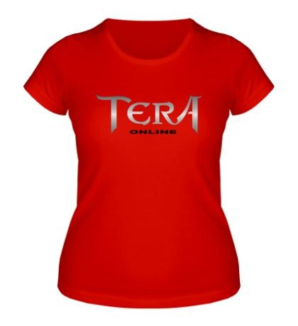 Женская футболка Tera Online