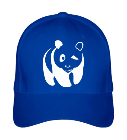Бейсболка Подмигивающая панда