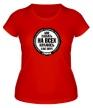 Женская футболка «Стопдрыщ» - Фото 1