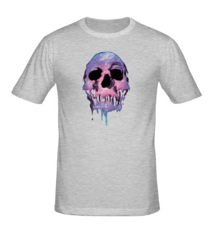 Мужская футболка «Череп»