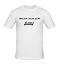 Мужская футболка Need for sleep