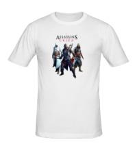 Мужская футболка Assassins Creed Hunters