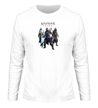 Мужской лонгслив Assassins Creed Hunters