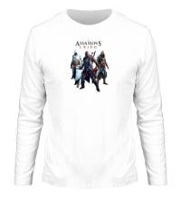 Мужской лонгслив Assassins Creed Hunters