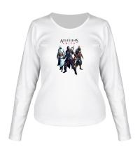 Женский лонгслив Assassins Creed Hunters