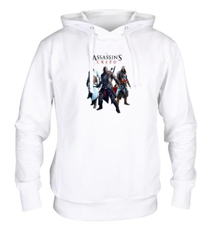 Толстовка с капюшоном «Assassins Creed Hunters»