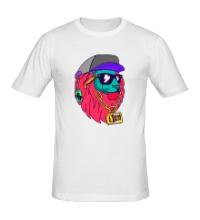 Мужская футболка Lion SWAG