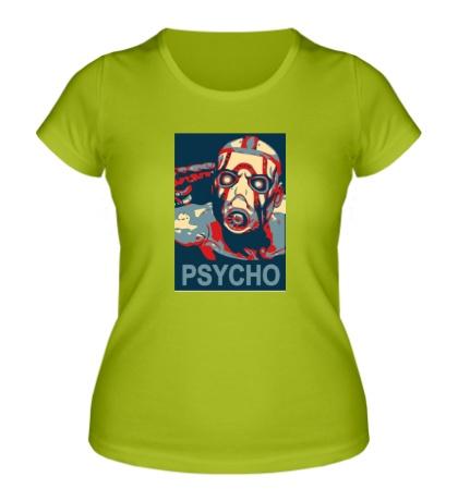 Женская футболка «Psycho Borderlands»