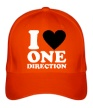 Бейсболка «I love One Direction» - Фото 1
