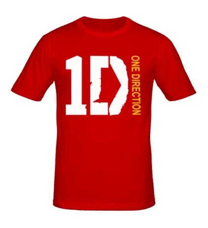 Мужская футболка «One direction»