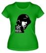 Женская футболка «Вперед, к победе» - Фото 1