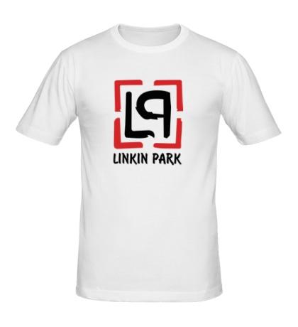 Мужская футболка Linkin Park Sign