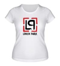 Женская футболка Linkin Park Sign