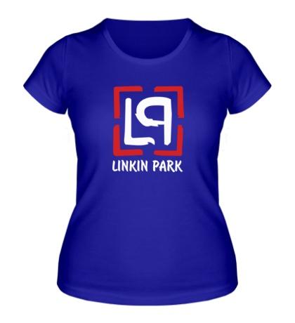 Женская футболка «Linkin Park Sign»