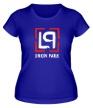 Женская футболка «Linkin Park Sign» - Фото 1