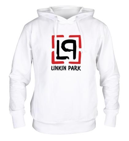 Толстовка с капюшоном Linkin Park Sign