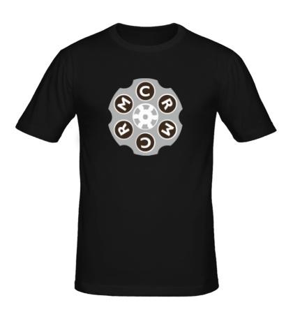 Мужская футболка MCR Weapons