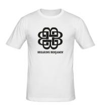 Мужская футболка Breaking benjamin