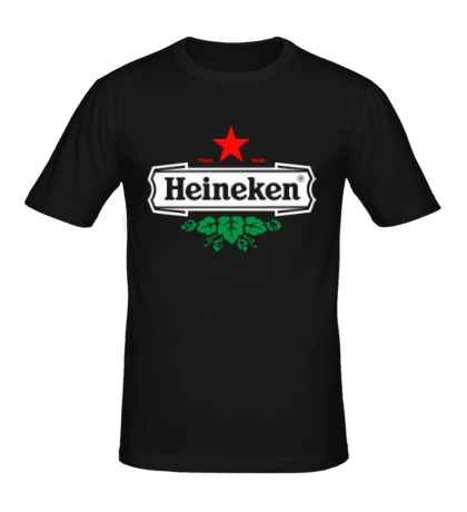 Мужская футболка Heineken