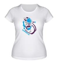 Женская футболка Mass Effect: Garrus Vakarian
