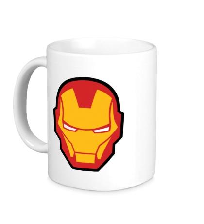 Керамическая кружка «Железный человек»