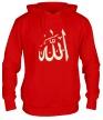Толстовка с капюшоном «Аллах, свет» - Фото 1