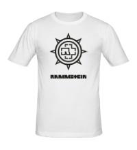 Мужская футболка Rammstein Star