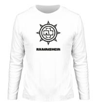Мужской лонгслив Rammstein Star