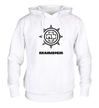 Толстовка с капюшоном Rammstein Star