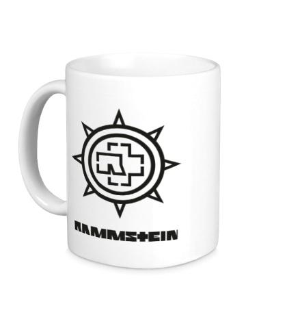 Керамическая кружка Rammstein Star