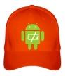 Бейсболка «Android Battery» - Фото 1