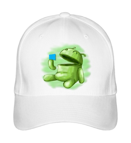 Бейсболка Android Eats Windows