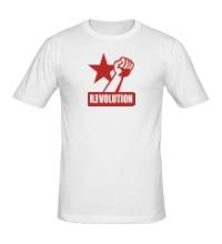 Мужская футболка Revolution Forever
