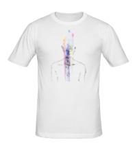 Мужская футболка Человек без лица