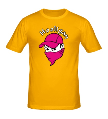 Мужская футболка Football Hooligan