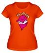 Женская футболка «Football Hooligan» - Фото 1