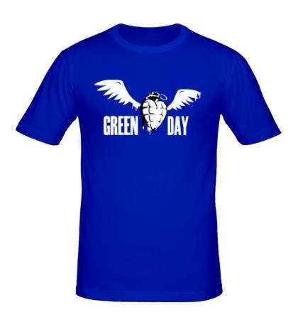 Мужская футболка Green Day: Grenade