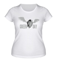 Женская футболка Green Day: Grenade