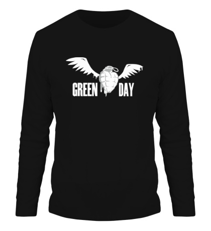 Мужской лонгслив Green Day: Grenade