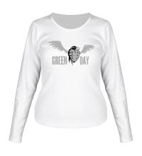 Женский лонгслив Green Day: Grenade