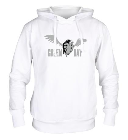 Толстовка с капюшоном Green Day: Grenade